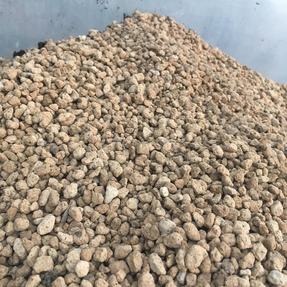 gravier chabasite zeolite
